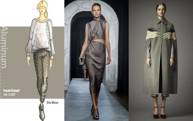 Colori moda autunno inverno 2014-2015 secondo pantone
