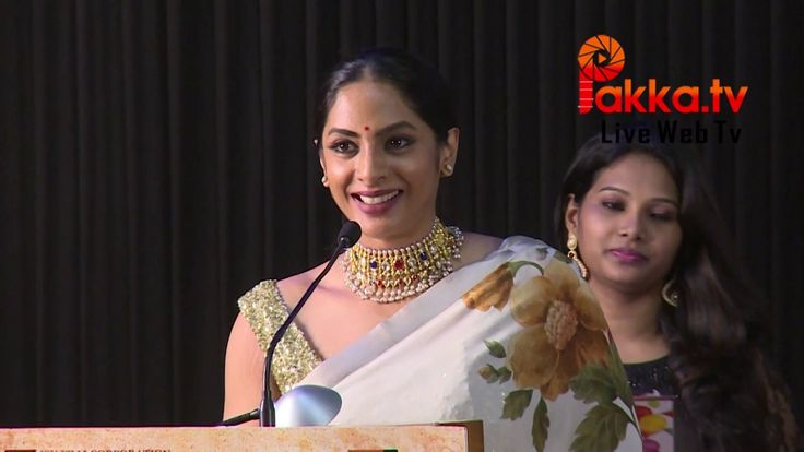 Actress Shreya Reddy Speech Andava Kaanom Tamil Movie Audio Launch