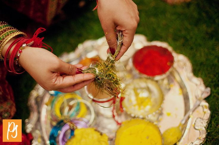 17 Best Images About Indian Wedding Haldi Ceremony On