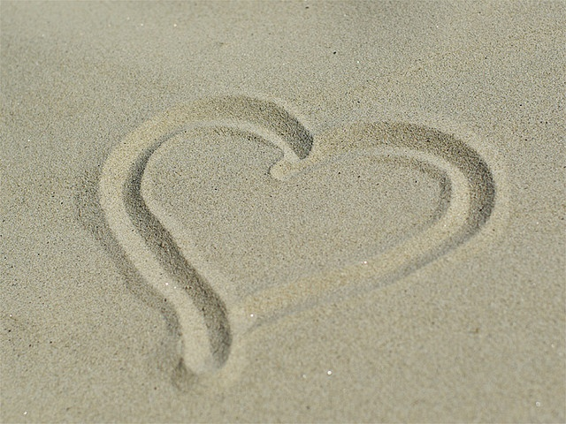 Happy Valentines Day to all my new Beach, Sand, Sun, Paradise Loving Pinterest girlfriends! A pin from you is like a valentine in my email. Thanks!