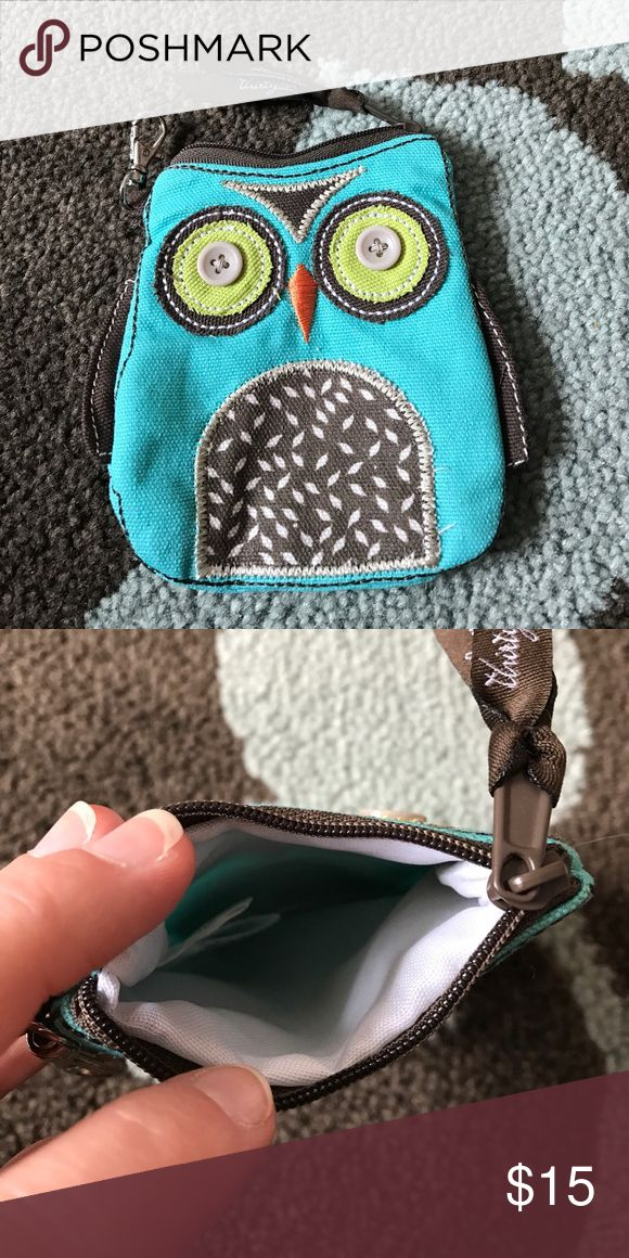 Thirty one owl coin purse 🦉 Thirty one owl coin purse 🦉 . Adorable! Never used Thirty one Bags Wallets