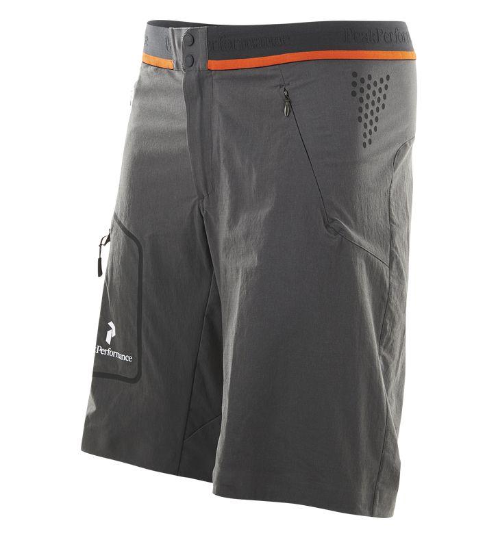 Shorts pour hommes Black Light Softshell