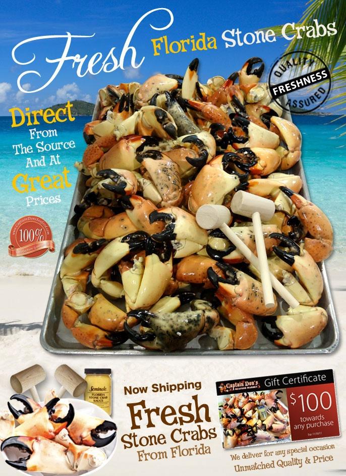 Stone Crab Cakes