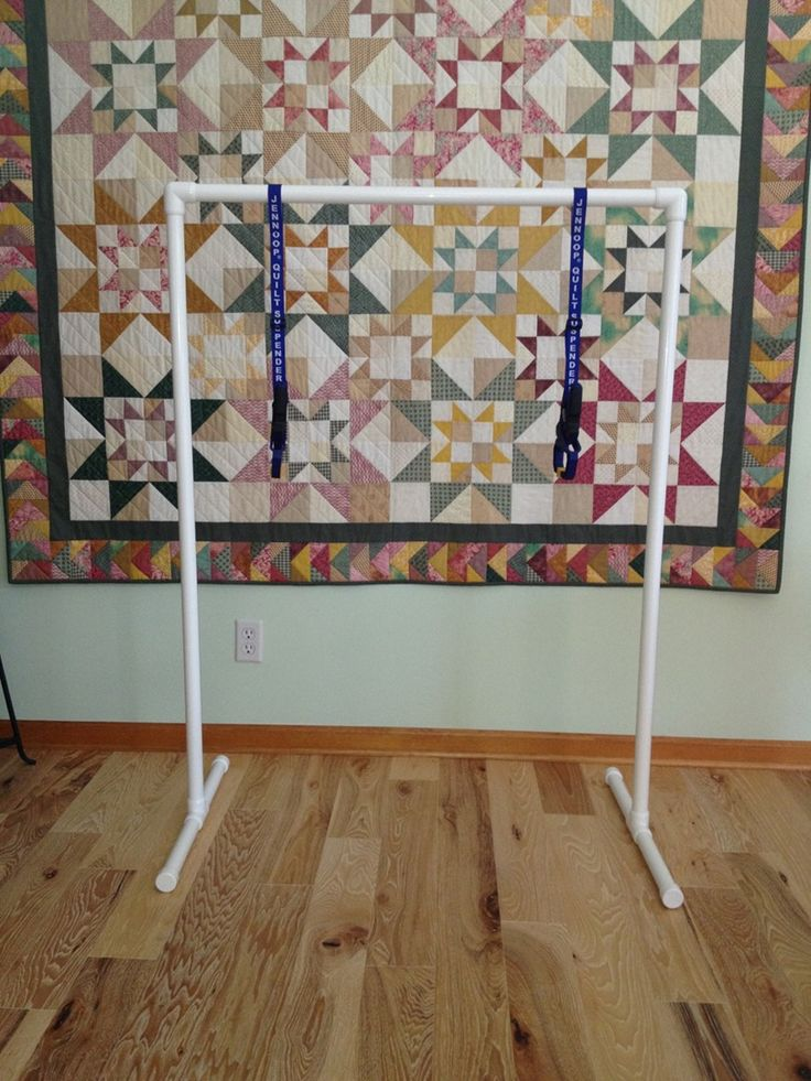 28 best DIY quilt frames images on Pinterest | Quilting frames, Free ...