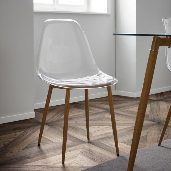 Stuhl In Transparent Vinnie Haus Deko Stuhle Und Transparente Stuhle