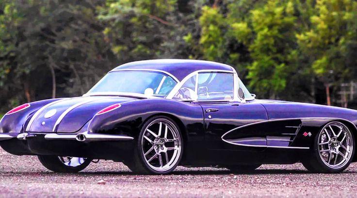 1958 Chevrolet Corvette                                                                                                                                                      More