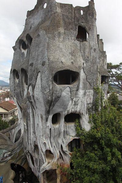 House in Dalat-Vietnam