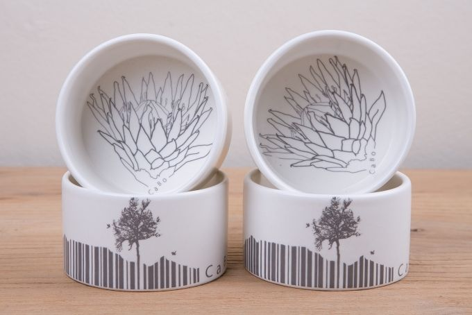 Coaster bowls by Cabo Collaboration on hellopretty.co.za