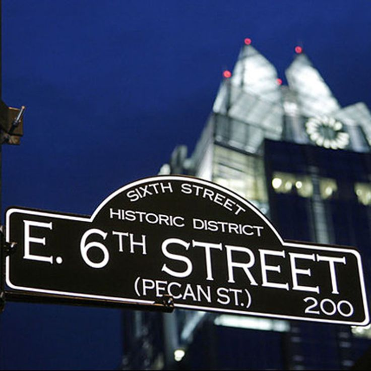 Top 5 Things To Do on Sixth Street in Austin