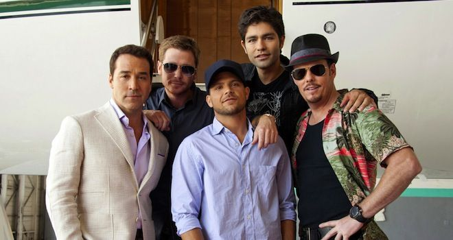 ​The Cast of 'Entourage': Where Are They Now? (PHOTOS)
