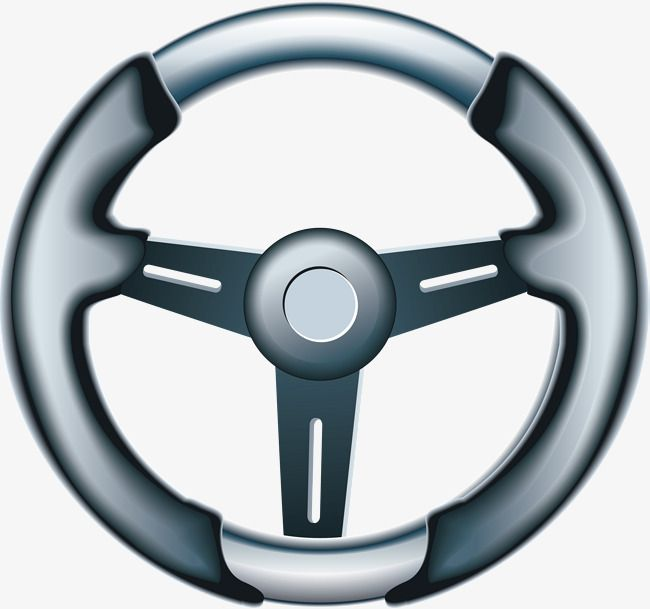 Cartoon Steering Wheel Direction Car Structure Structural Drawing Png And Vector Steering Wheel Wheel Cartoon