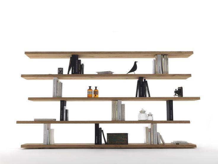 Bookcase Catasta - Marco Cattaneo Design