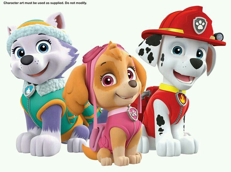 119 best images about Paw patrol