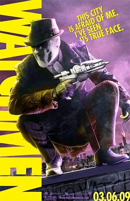 The Watchmen - Rorschach