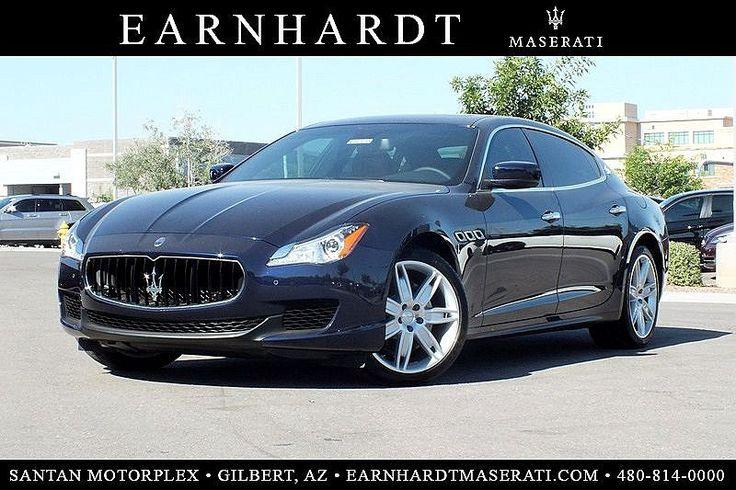 Earnhardt Maserati 2015 Maserati Quattroporte S Q4 Awd