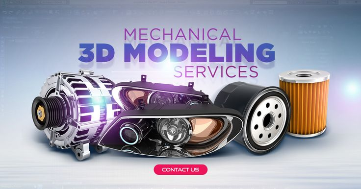 We are adept in offering world class #mechanical #3D #modeling services for various industries across the globe at cost effective pricing. For more details visit us.  https://goo.gl/yqWUKe