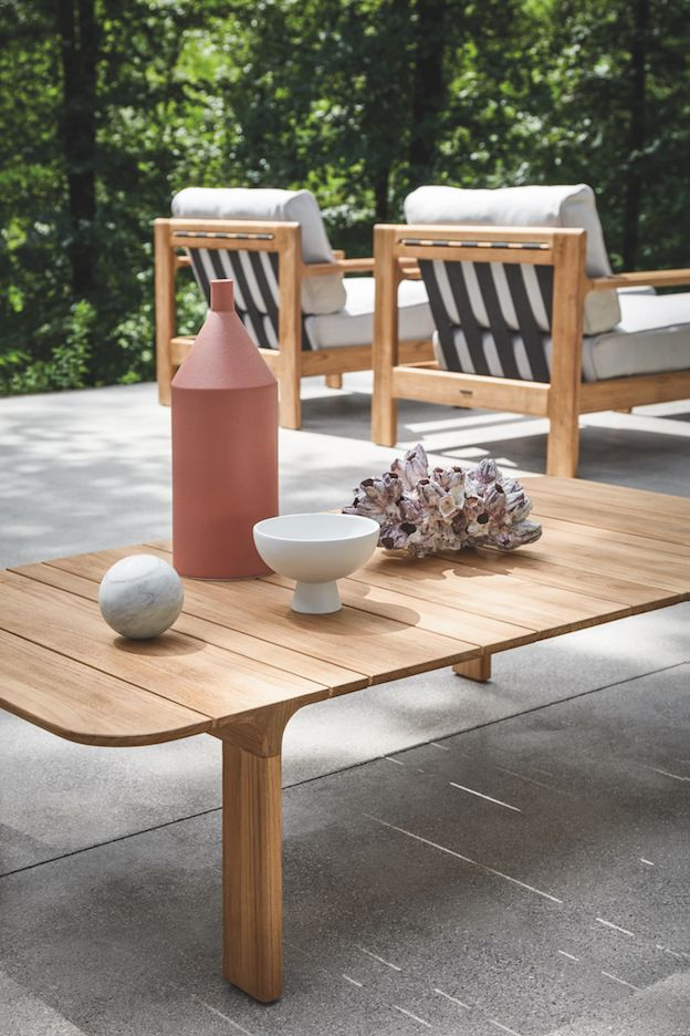 Sleek, Modern, And Unique. Patio Furniture Should Embody All Of These  Adjectives.