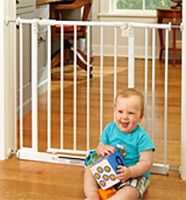 Best Rated Baby Gates - Top 5 for 2016 - http://mommyhood101.com