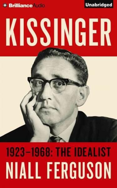 The definitive biography of Henry Kissinger, based on unprecedented access to his private papers, by an acclaimed historian at the height of his powers No American statesman has been as revered and as