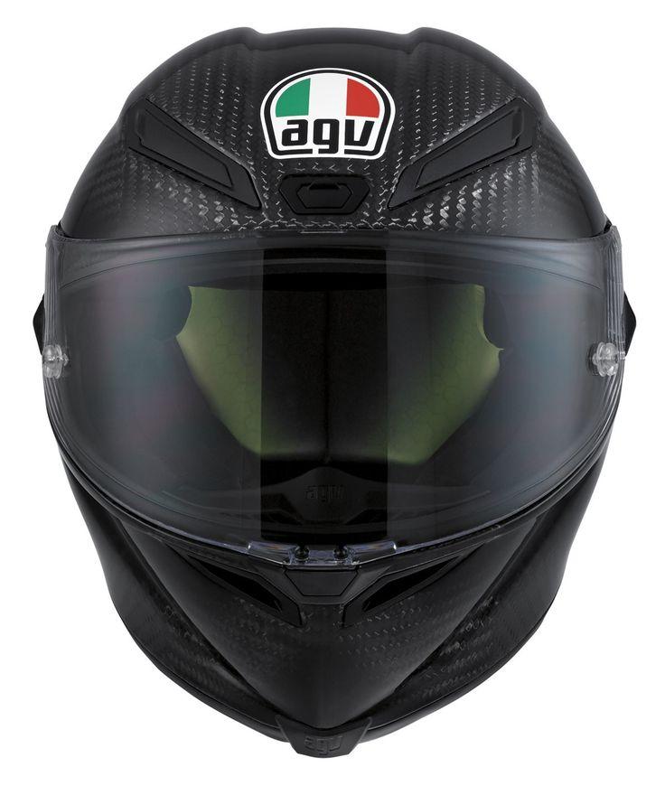 PISTA GP AGV E2205 SOLID - CARBON - Agv