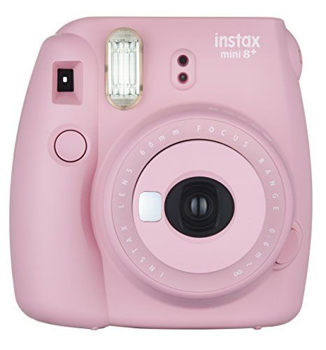 Fujifilm Instax Mini 8 Strawberry Instant Film Camera  Self Shot Mirror for Selfie Use  International Version No Warranty *** You can find more details by visiting the image link.
