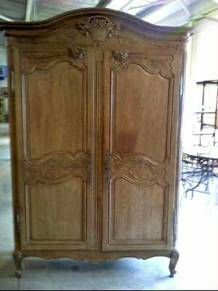 17 best images about armoire normande on pinterest belle no sanding and an - Armoire bretonne ancienne ...