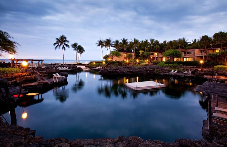 Four Seasons Resort Hualalai - Hawaii, USA