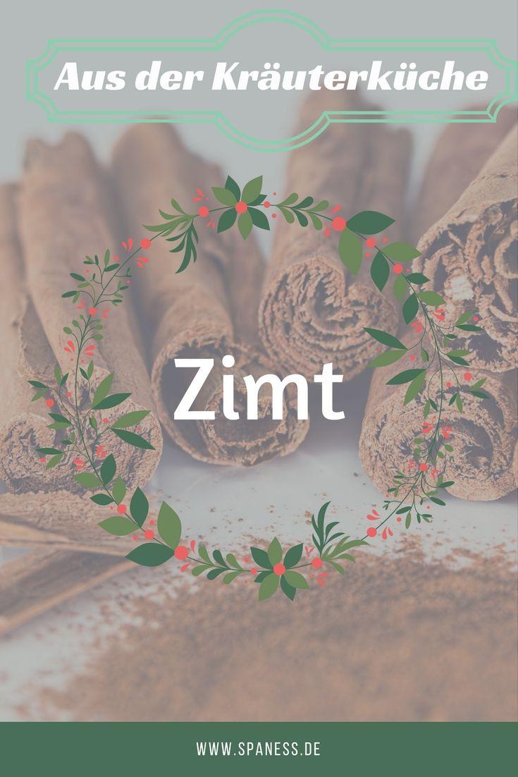 Wellness Blog: Zimt für die Gesundheit + Rezept mit Zimt // Zimt Rezept