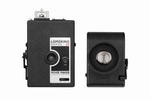 LomoKino with LomoKinoscope Filmcamera Lomography