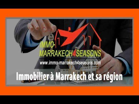 http://ift.tt/2g8zJj6  Pour tout investissement immobilier à Marrakech et sa région : achat vente location longue durée ou saisonnière et le suivi de vos projets de rénovation ou de construction dans une large gamme sélectionnée de produits immobiliers : villas riads appartements terrains commerces achat sur plan et programme neuf.  Immo-marrakech4seasons; notre agence immobilière à Marrakech met à votre service son équipe dynamique et parfaitement intégrée à la vie locale pour vous…