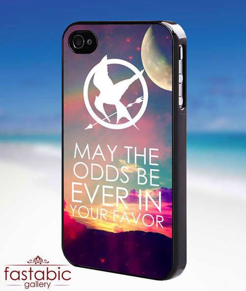 the hunger games phone case
