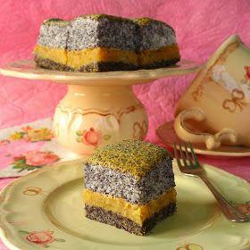TücsökBogár konyhája: Habos almás-mákos sütemény