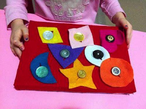 Tavola delle attività Montessori 9