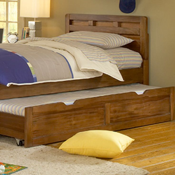 Heartland Trundle Bed - Kids Trundle Beds at Hayneedle