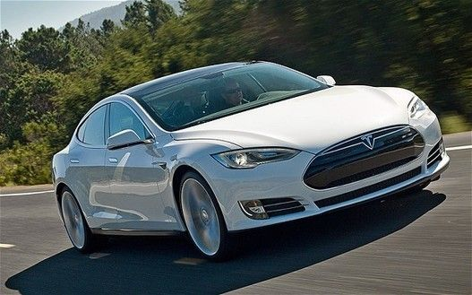 Spotify partners with Tesla for Integrated in-Car Music System