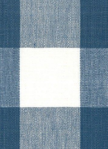 Lyme French Blue Dl01 Buffalo Check 19 95 Yd Fabric