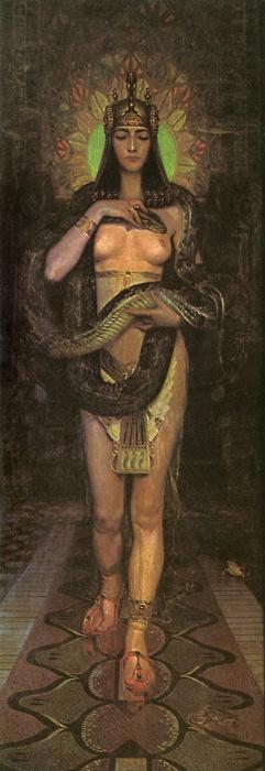 """Charles Allen Winter's """"Fantasie Egyptienne"""""""