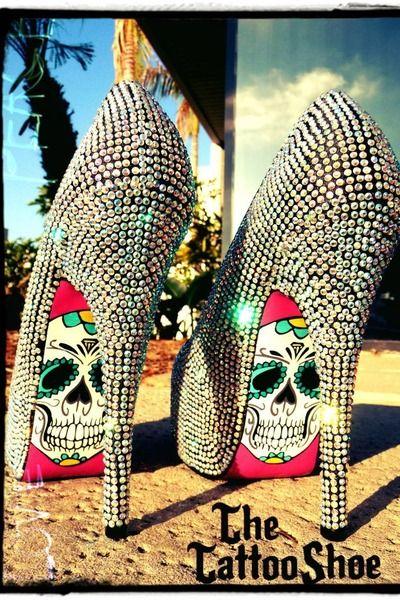 Glamfoxx heels...