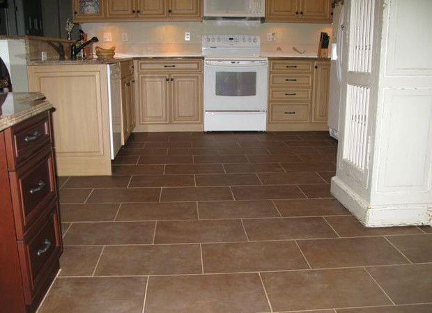 Rectangular tiles kitchen tile design ideas - Rectangle kitchen ideas ...