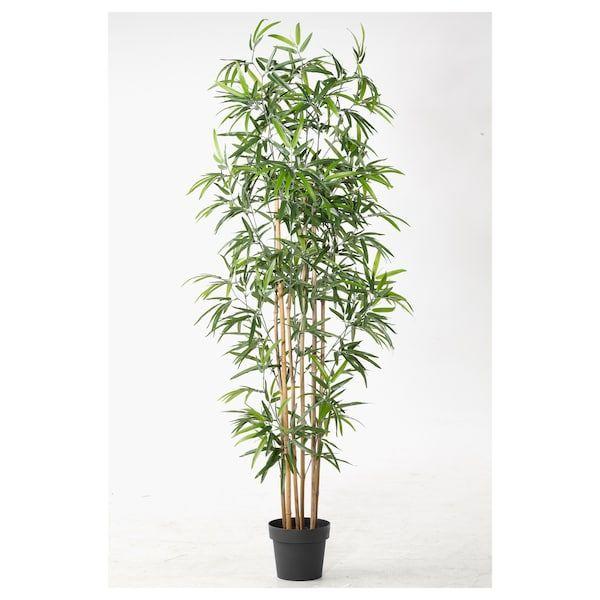 topfpflanze k nstlich fejka bambus ideen rund ums haus pflanzen k nstlich und k nstlicher. Black Bedroom Furniture Sets. Home Design Ideas