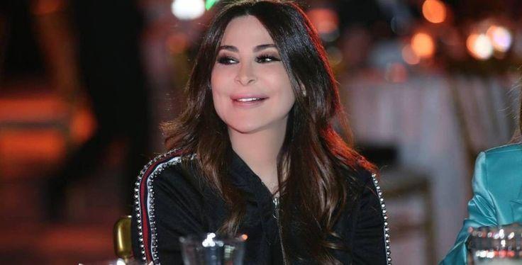 إليسا تلتقي الوليد بن طلال وإصابة يدها ت ثير رعب جمهورها