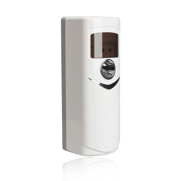 Automatic Light Sensor Aerosol Air Freshener Dispenser White OK-002 Perfume Air Freshener 238mm X 87mm X 88mm -  Buy online Automatic Light Sensor Aerosol Air Freshener Dispenser White OK-002 Perfume Air Freshener 238mm x 87mm x 88mm only US $22.93 US $14.22. We give you the best deals of finest and low cost which integrated super save shipping for Automatic Light Sensor Aerosol Air Freshener Dispenser White OK-002 Perfume Air Freshener 238mm x 87mm x 88mm or any product promotions.  I think…