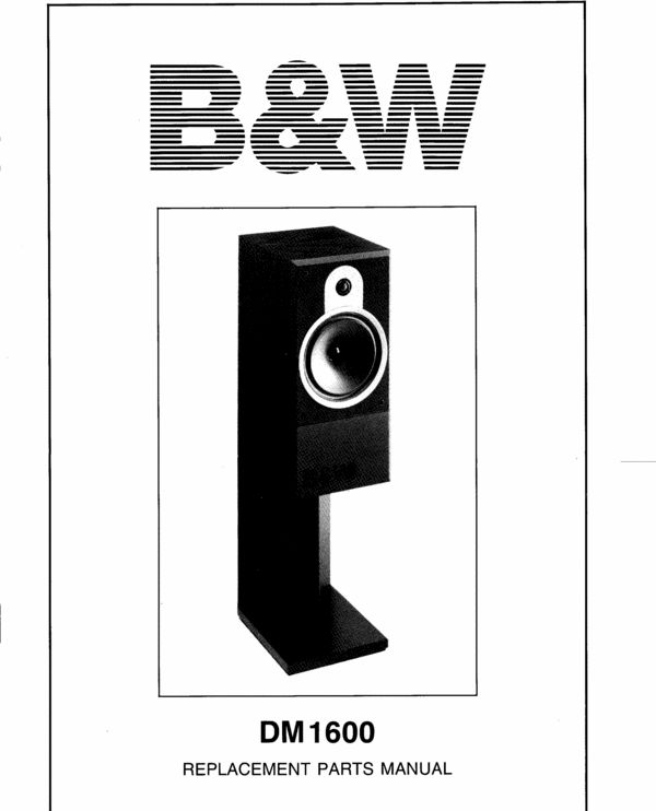B U0026w Dm