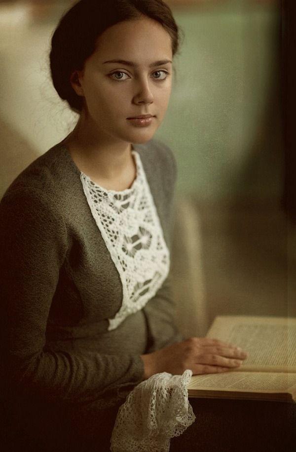 Фотохудожница Оксана Таценко и ее винтажные шедевры - Ярмарка Мастеров - ручная работа, handmade