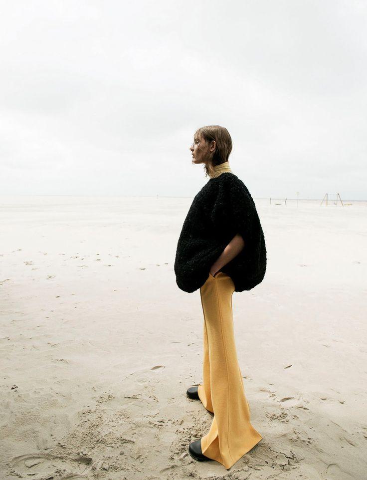 Vogue Netherlands September 2016 Vera van Erp by Claudia Knoepfel -3