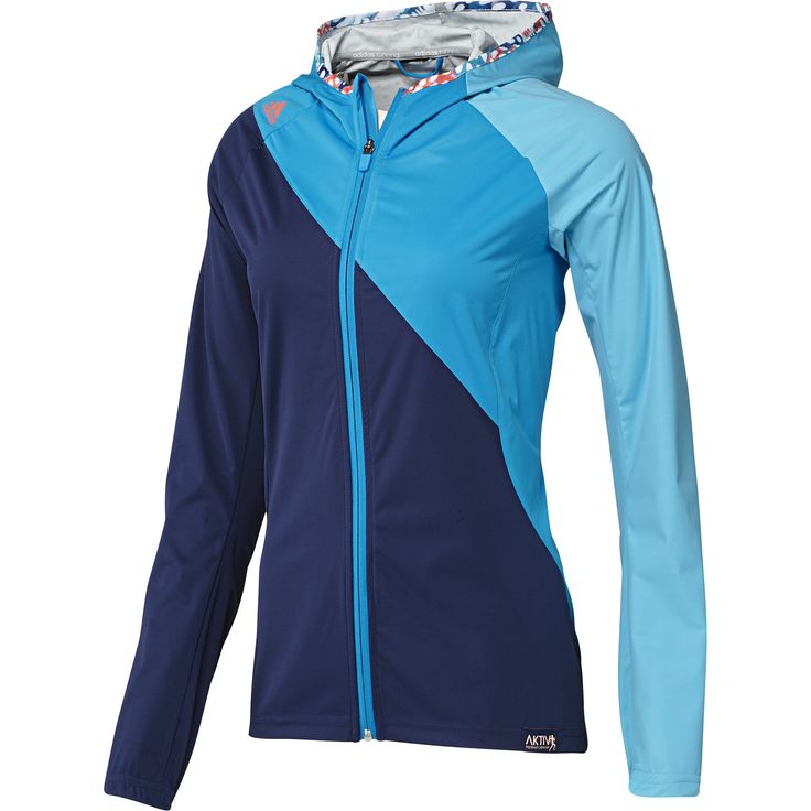 adidas Women's Aktiv Hooded Jacket | adidas Belgium