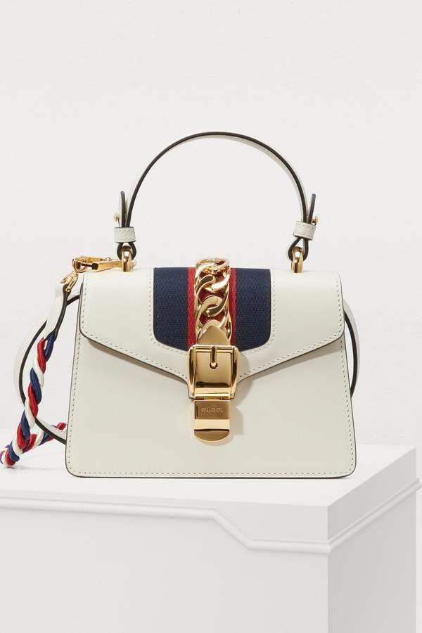 67926071602 Gucci Sylvie leather mini bag  Designerhandbags