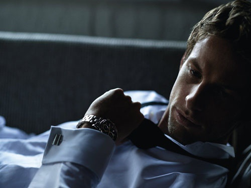 Jenson Button for TagHeuer