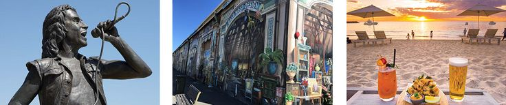 If you didn't take a selfie, it didn't happen, right? But you need to make your backdrops count. Here's our list – some iconic, some quirky – of places to point your selfie stick when visiting Fremantle