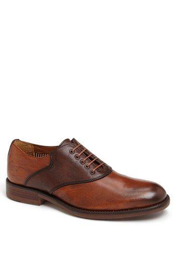 Men's J&M 1850 'Decatur' Saddle Shoe